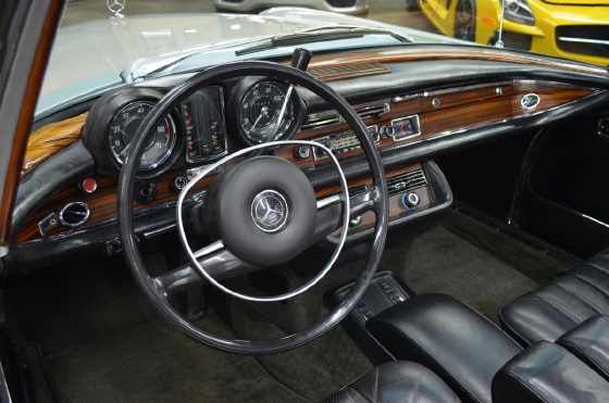 1970 Mercedes-Benz Classics 280 SE Cabriolet