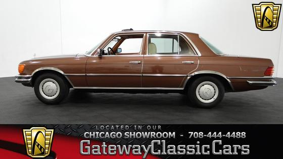 1979 Mercedes-Benz Classics 280 SE:24 car images available