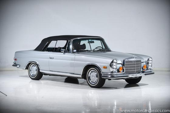 1971 Mercedes-Benz Classics 280 SE:19 car images available