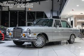 1972 Mercedes-Benz Classics 280 SE:24 car images available
