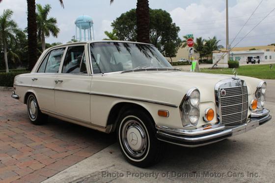 1971 Mercedes-Benz Classics 280 SE