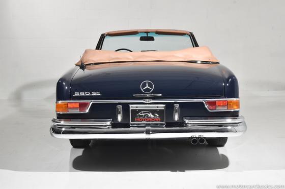 1968 Mercedes-Benz Classics 280 SE