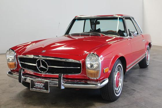 1970 Mercedes-Benz Classics 280 SL:9 car images available