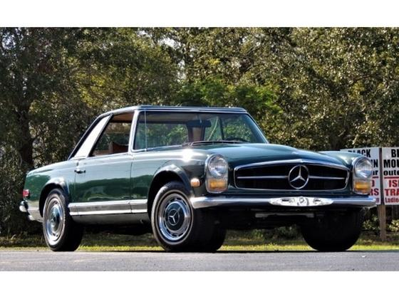 1969 Mercedes-Benz Classics 280 SL:10 car images available