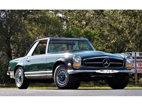 1969 Mercedes-Benz Classics 280 SL:10 car images available