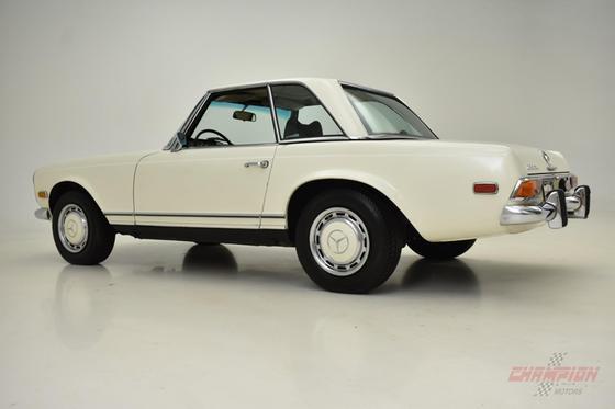 1971 Mercedes-Benz Classics 280 SL