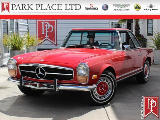 1971 Mercedes-Benz Classics 280 SL:24 car images available