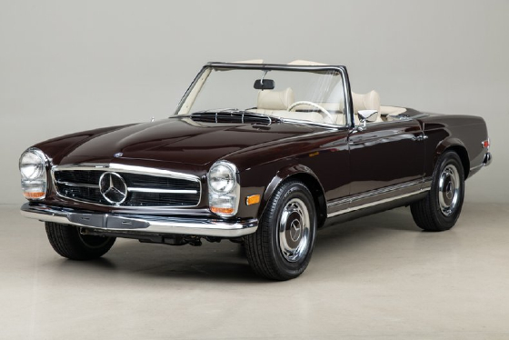 1969 Mercedes-Benz Classics 280 SL:8 car images available
