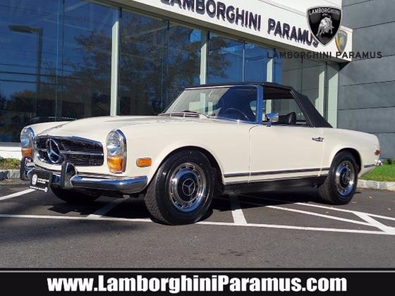 1970 Mercedes-Benz Classics 280 SL:24 car images available
