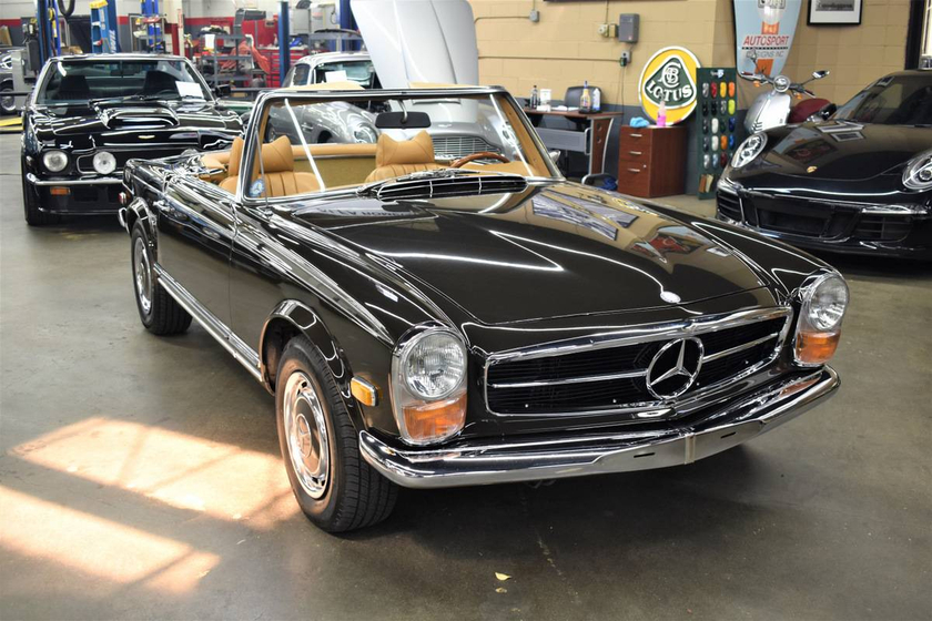 1970 Mercedes-Benz Classics 280 SL:12 car images available