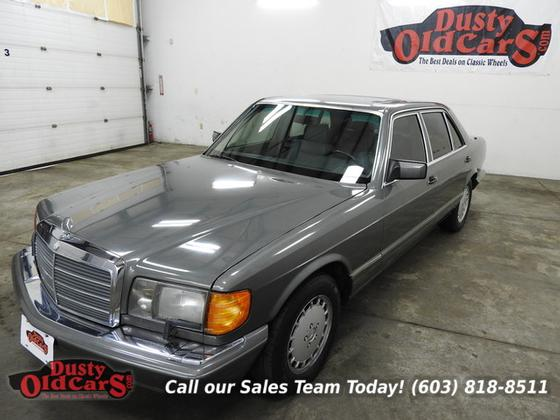 1990 Mercedes-Benz Classics 300 SEL:24 car images available