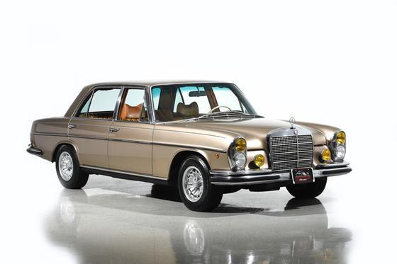 1968 Mercedes-Benz Classics 300 SEL:24 car images available