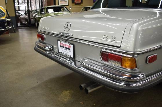 1969 Mercedes-Benz Classics 300 SEL