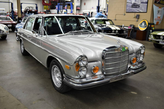 1969 Mercedes-Benz Classics 300 SEL:12 car images available
