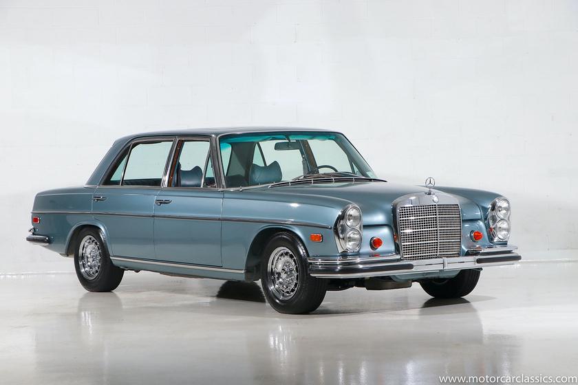 1969 Mercedes-Benz Classics 300 SEL:24 car images available