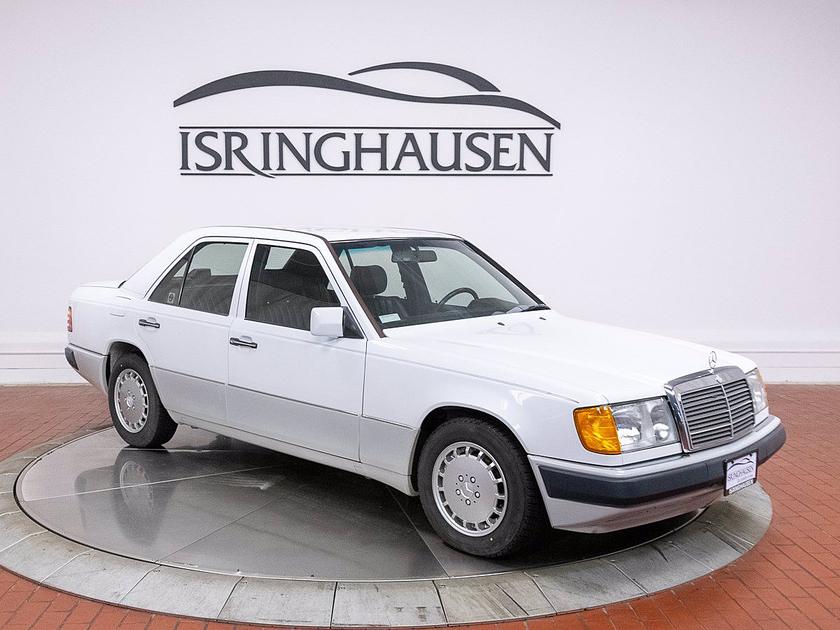 1991 Mercedes-Benz Classics 300E:19 car images available
