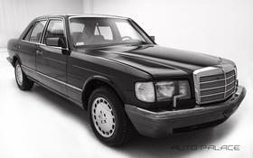 1990 Mercedes-Benz Classics 300SE:24 car images available