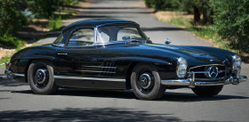 1962 Mercedes-Benz Classics 300SL Gullwing:21 car images available
