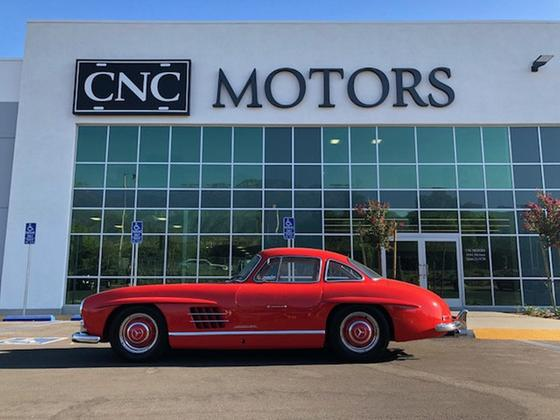 1955 Mercedes-Benz Classics 300SL Gullwing:8 car images available