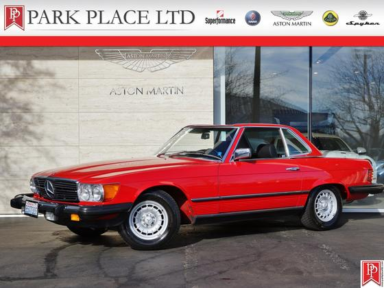 1983 Mercedes-Benz Classics 380SL:24 car images available