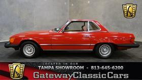 1985 Mercedes-Benz Classics 380SL:24 car images available