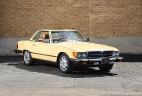 1982 Mercedes-Benz Classics 380SL : Car has generic photo