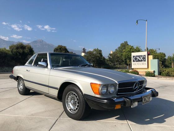 1983 Mercedes-Benz Classics 380SL:9 car images available