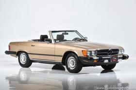 1982 Mercedes-Benz Classics 380SL:24 car images available