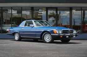 1984 Mercedes-Benz Classics 380SL:24 car images available