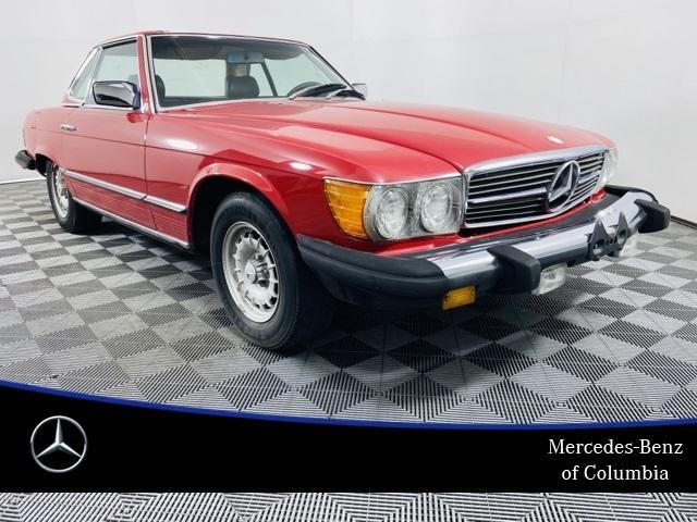 1983 Mercedes-Benz Classics 380SL:20 car images available