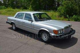 1977 Mercedes-Benz Classics 450 SEL:24 car images available
