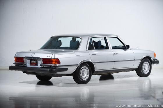 1979 Mercedes-Benz Classics 450 SEL