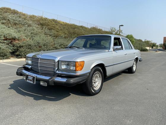 1979 Mercedes-Benz Classics 450 SEL:12 car images available