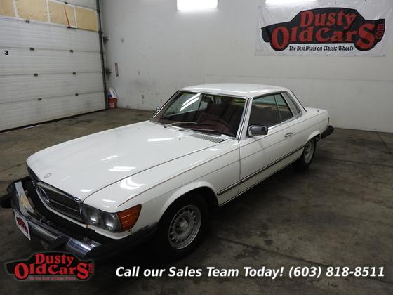 1979 Mercedes-Benz Classics 450 SLC:24 car images available