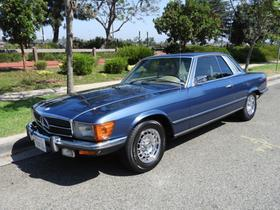 1973 Mercedes-Benz Classics 450 SLC:24 car images available