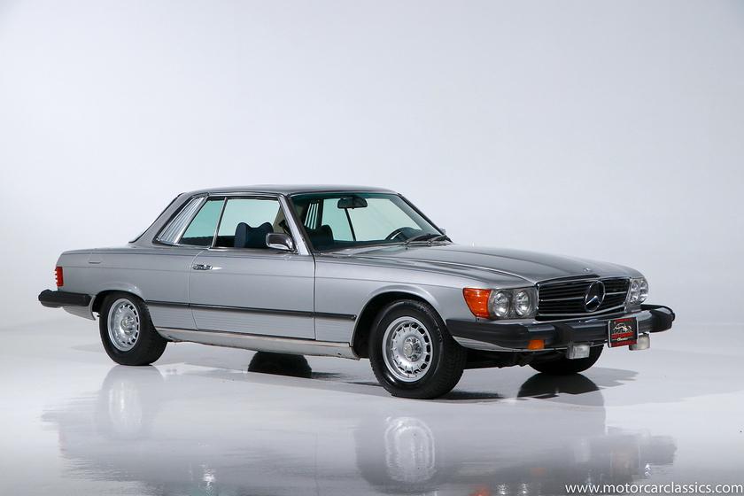 1975 Mercedes-Benz Classics 450 SLC:24 car images available