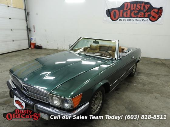 1972 Mercedes-Benz Classics 450SL:24 car images available