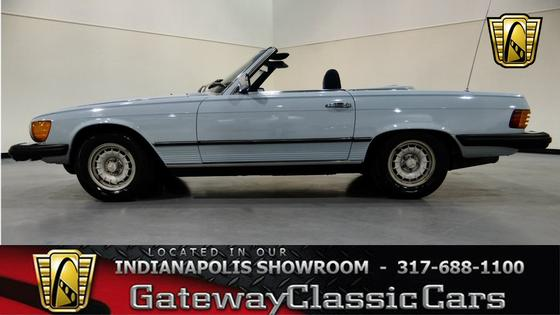1978 Mercedes-Benz Classics 450SL:17 car images available