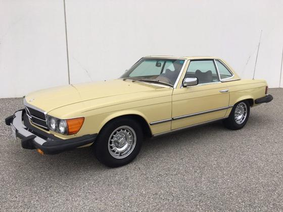 1979 Mercedes-Benz Classics 450SL:11 car images available