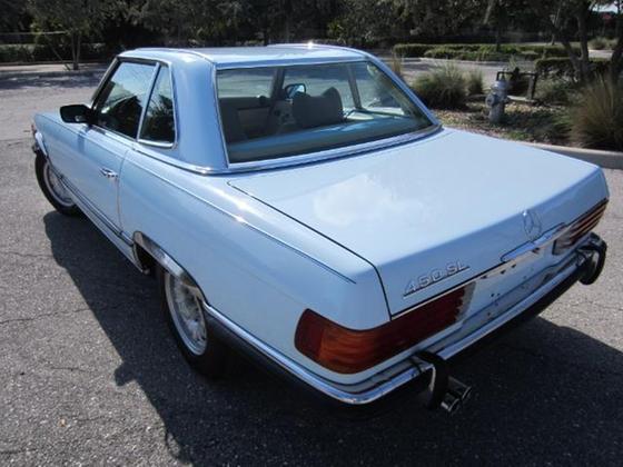 1973 Mercedes-Benz Classics 450SL