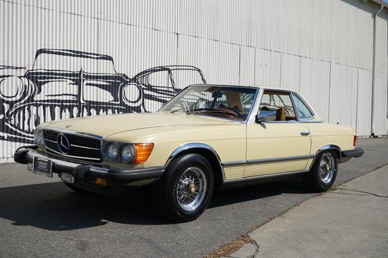 1979 Mercedes-Benz Classics 450SL:9 car images available