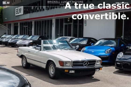 1979 Mercedes-Benz Classics 450SL:24 car images available