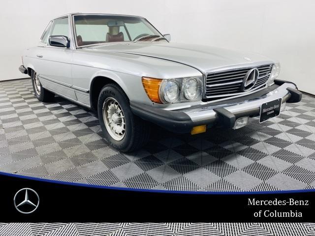 1978 Mercedes-Benz Classics 450SL : Car has generic photo