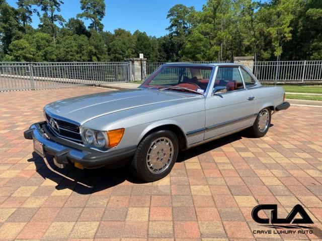 1976 Mercedes-Benz Classics 450SL:24 car images available