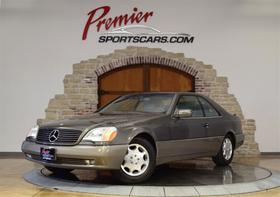 1993 Mercedes-Benz Classics 500SEC:24 car images available