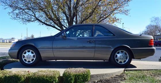 1993 Mercedes-Benz Classics 500SEC