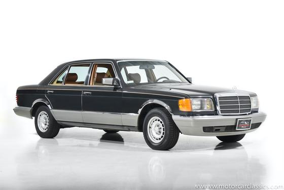 1985 Mercedes-Benz Classics 500SEL:24 car images available