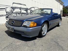 1991 Mercedes-Benz Classics 500SL:12 car images available