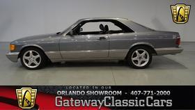 1987 Mercedes-Benz Classics 560SEC:24 car images available