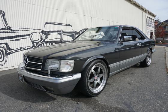 1988 Mercedes-Benz Classics 560SEC:9 car images available